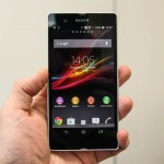 Sony Xperia Z reclame campagne