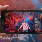 Presentatie van Sony Xperia Z in Frankrijk spectaculair!